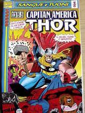 Capitan America & Thor n°13 1995 ed. Marvel Italia  [G.196]