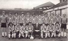 NEWCASTLE UNITED FOOTBALL TEAM PHOTO>1975-76 SEASON
