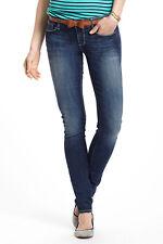 *NWT* Earnest Sewn Women's Blue Wash Harlan SkinnyJeans SIZE 24 MSRP$178