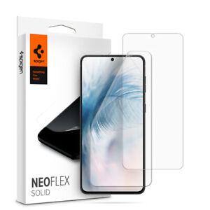 Galaxy S21 / S21 Plus / S21 Ultra Screen Protector   Spigen [ Neo Flex ] 2 Pack
