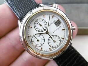 Hamilton chronograph automatic 40 jewels eta 2892-2