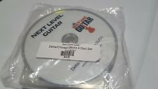 NEW Next Level Guitar Delta Chicago Blues 4 DVD Disc Lesson Set Sealed