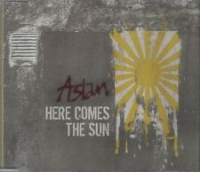 ASLAN Here comes the sun 2 TRACK CD     NEW - NOT SEALED