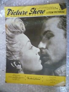 1952 PICTURE SHOW- Lana Turner,Fernando Lamas in THE MERRY WIDOW, 15 Nov