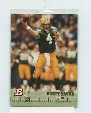 BRETT FAVRE 1994 Bowman Football  Green Bay Packers #295