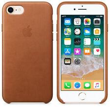 Original Apple IPhone 7 / 8 SE MMY22ZM/A Sattelbraun Tasche Case Cover Leder NEU