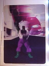 MARVEL INCREDIBLE HULK Lenticular Motion Chase Comics Card 1996 insert