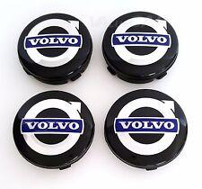 VOLVO WHEEL CENTER HUB CAPS ARROW 3546923 V40 V90 S40 S60 S80 XC60 XC70 XC90 4PC