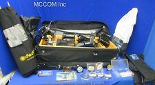 Dedolight Portable Studio 5 Light Tungsten Kit w/ DP1.1, access