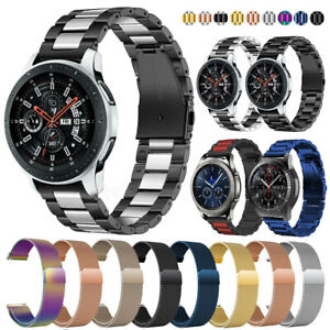22 Metal Strap Watch Band For Samsung Galaxy Watch 46mm/Gear S3 Frontier&Classic