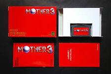 MOTHER 3 GAME BOY ADVANCE GBA JAPAN Very Good.Condition