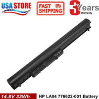 "Notebook For HP 15-f009wm 15.6"" Battery HSTNN-IB5M / HP:752237-001( LA04DF) PC"