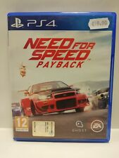 Need for Speed Payback - PS4 - PlayStation 4 - PAL