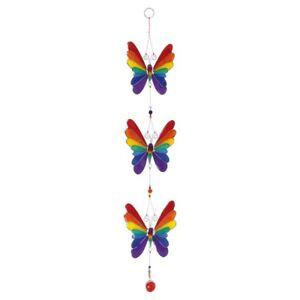 Schnur Von Schmetterlinge Regenbogen - Sonnenfänger - Brandneu
