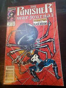 The Punisher War Journal #9 (Oct 1989, Marvel)