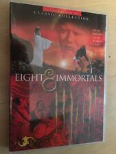 Eight Immortals - Fusian Classic DVD Region 1  DVD - Martial Arts / Action /rare