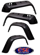 "Jeep CJ7 Fender Flare Kit  1976-1986 4.75"" 6 Piece 391163320 Outland"