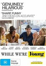 While We're Young (DVD, 2015)