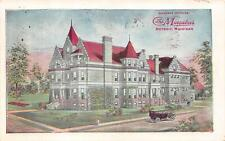 DETROIT, Michigan  THE MACCABEES GENERAL OFFICES   Automobile  1915  Postcard