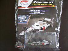 Formula 1 The Car Collection Part 85 BAR 002 Jacques Villeneuve 2000