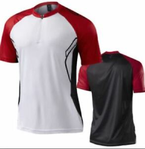 Specialized Mens Atlas XC Pro Cycling Jersey Red/White Size Medium