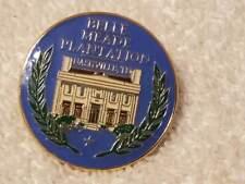 New listing Belle Meade Plantation Lapel Pin Nashville Tennessee Pinback