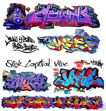 O Scale Custom Graffiti Decals #14 - Weather Your Box Cars, Gondolas & Hoppers!