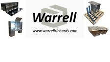 CUSTOM MADE STAINLESS TOOLBOX - CUSTOM MADE STAINLESS TRUCK TOOLBOX WARRELL KENT