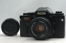 @ Ship in 24 Hrs @ Rare! @ Ricoh XR-S Solar Film SLR Camera Rikenon 50mm f2 Lens
