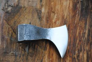 Hand Forged Tomahawk Axe Head / Blank Axe Head
