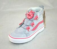 VANS Sk8-Hi MTE BOA Kids 'Grey Dawn Pink' MSRP $75.00