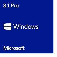 Microsoft Windows 8.1 Professional✔MS Win 8.1 Pro✔NEU✔32/64 Bit SOFORT