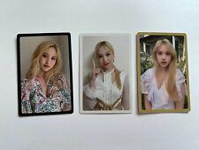 TWICE Mina Official Preorder Photocard More & More Kpop Album