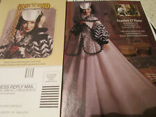 Mattel SCARLETT O'HARA Doll Ad Advertisement Only Gone With The Wind