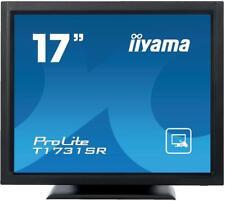 Touchscreen-Monitor 43.2 cm (17 Zoll) Iiyama T1731SR-B1 1280 x 1024 Pixel 5:4 1