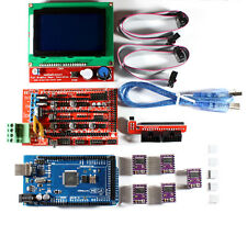 RAMPS 1.4 Kit with Shield, Mega 2560, 5x DRV8825,12864 LCD for RepRap 3D Printer