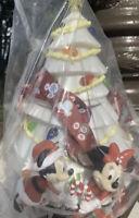 Disney Parks Christmas Tree Popcorn Bucket Light up Mickey Minnie 2020 New