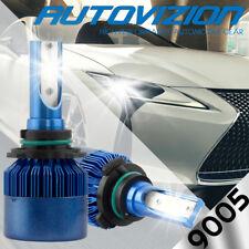 2x Ice Blue 9005 388w High Power Bright LED Bulbs 5730 DRL/High Beam Headlight