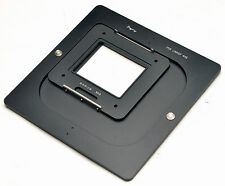 Rotate adapter Mamiya 645 back For Linhof 4x5 Camera