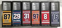 2020 TIM HORTONS NHL STICKS / LOCKERS COMPLETE SET of 6 Mcdavid Crosby Price SP