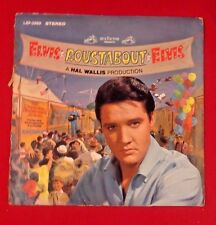 Elvis Presley 'Roustabout' LP STEREO