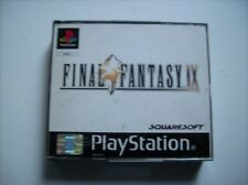 Final Fantasy IX 9 FF9 PS1 Playstation 1