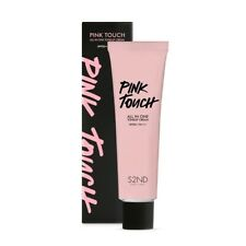 S2ND Pink Touch All In One Tone-Up Cream 50ml SPF50+ PA+++ K-Beauty