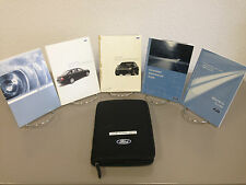 2006 Ford Five Hundred 500 OEM Owner's Manual Set with Case- Free shipping