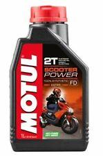 Olio Motul Scooter Power 2T - 1 lt