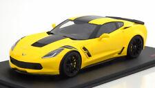 1:18 True Scale Chevrolet Corvette C7 Grand Sport 2017 yellow/black