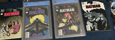Batman 404-407 9.4 CBCS Like CGC Year One DC