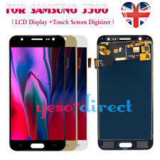 Black For Samsung Galaxy J5 SM-J500FN 2015 Screen Replacement LCD Touch Display