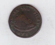 More details for 1786 malta copper tari in fair condition.
