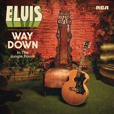 ELVIS PRESLEY CD - WAY DOWN IN THE JUNGLE ROOM [2 DISCS](2016) - NEW UNOPENED